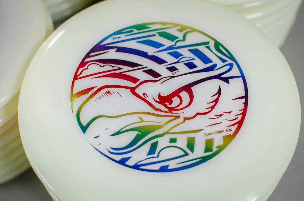 Photo: Adrian Southern/ Innova Champion Discs