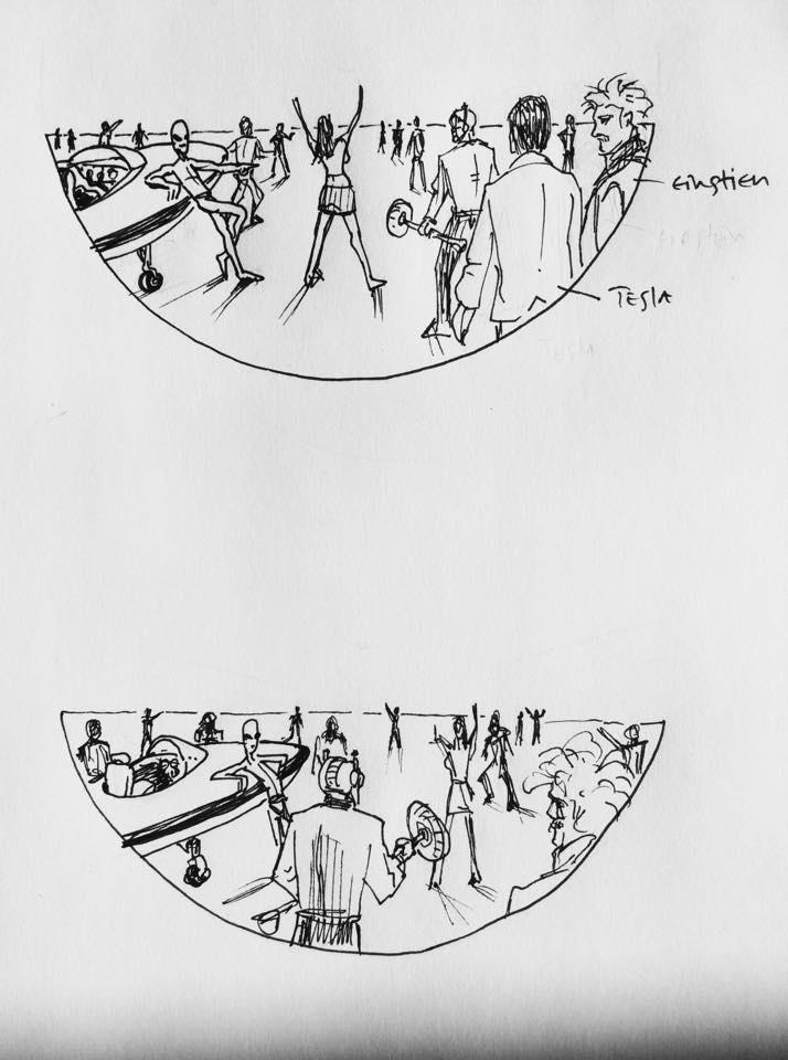 Skulboy-Napkin Sketch for lower portion