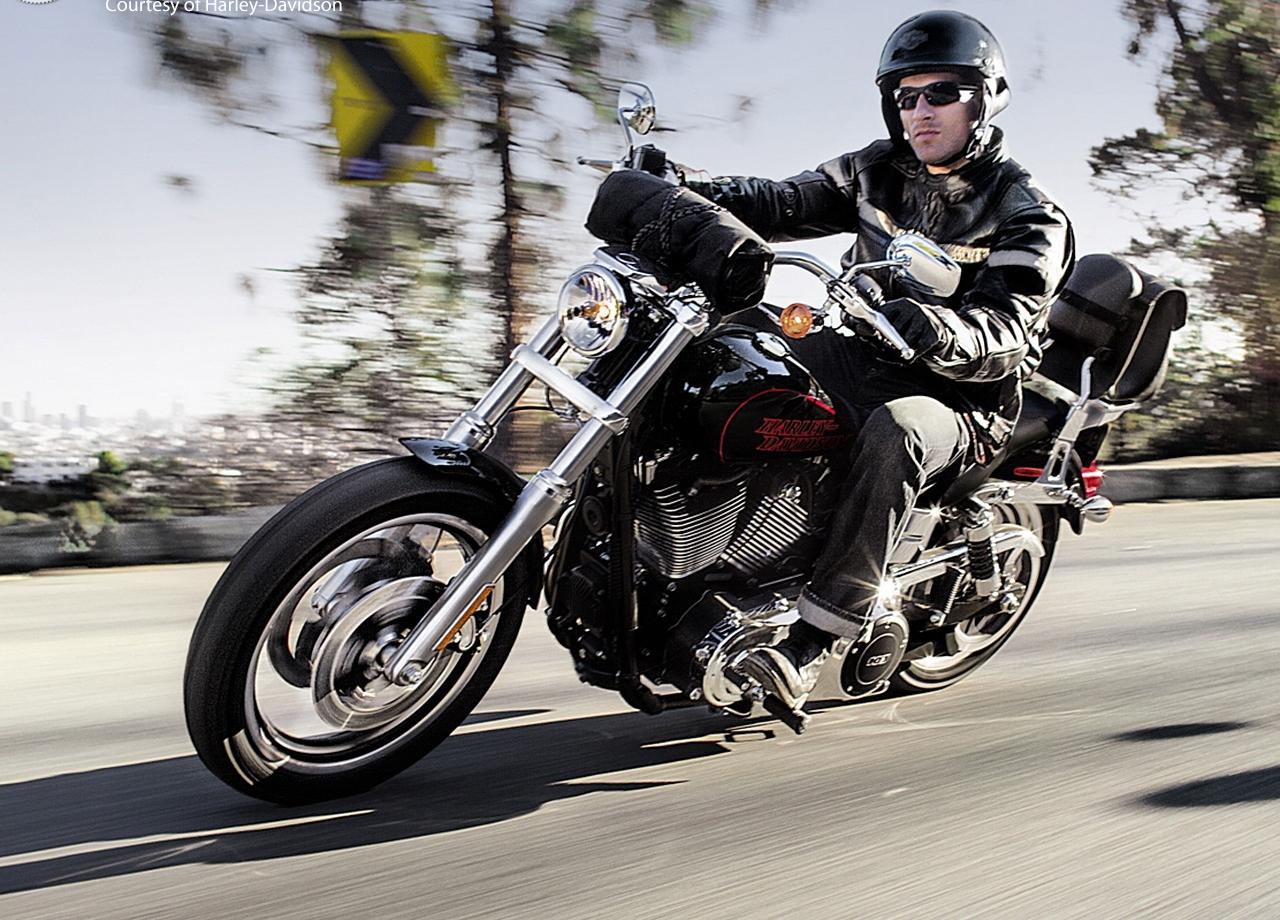 Image: Harley Davidson