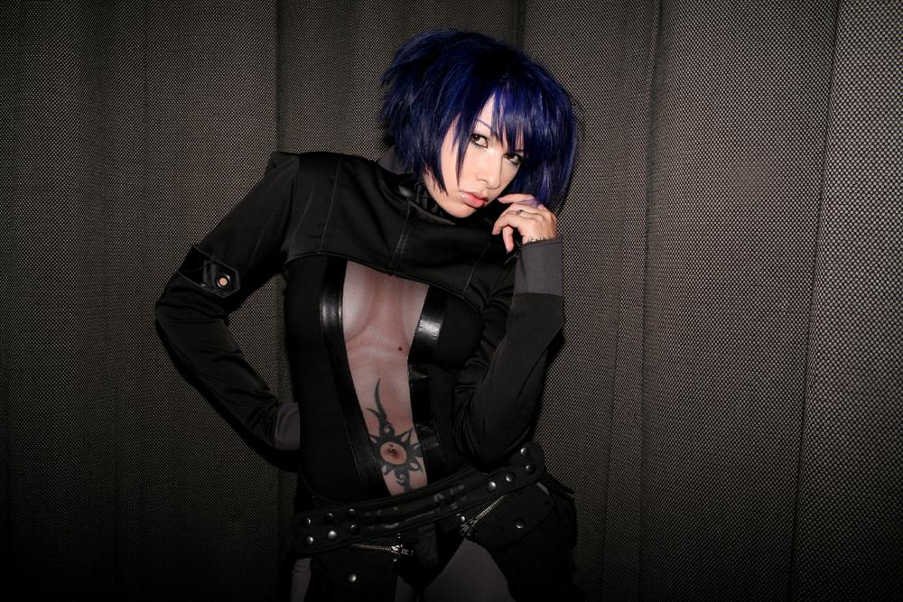 My Major Motoko Kusanagi  costume .