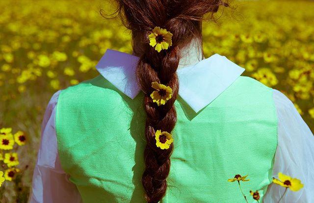 Braids🌼 more on website: Samanthawiley.com/Blog✨ Model: @littlelou_ ☀️🐝🌼 . . . . . . . .  #photography #art #photographer #artist #photoart #galveston #vintage #galvestonphotographer #artphotography #beautiful #portraitphotography #somewheremagazine #dreamermagazine #etczine #oceanwaves #sixties #beauty #seventies #flowers  #oftheafternoon #ifyouleave #minimalmag #vintage #somewherecollective #vsco #uncertainmag #uncertainmag #wildflowers #myfeatureshoot #lensculture #portraits #vintagefashion
