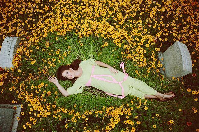 Broadway cemetery ablaze with yellow wild flowers right now. 🌿🌼🌿🌼🌿🌼🌿 Model:@lindsaylea89 🖤 . . . . . . . .  #photography #art #photographer #artist #photoart #galveston #tattoo #galvestonphotographer #bethechange #artphotography #beautiful #portraitphotography #somewheremagazine #dreamermagazine #etczine #beauty #flowers #wildflowers #cemetery #galvestonhistory  #oftheafternoon #ifyouleave #minimalmag #vintage #somewherecollective #vsco #uncertainmag #uncertainmag #myfeatureshoot #lensculture