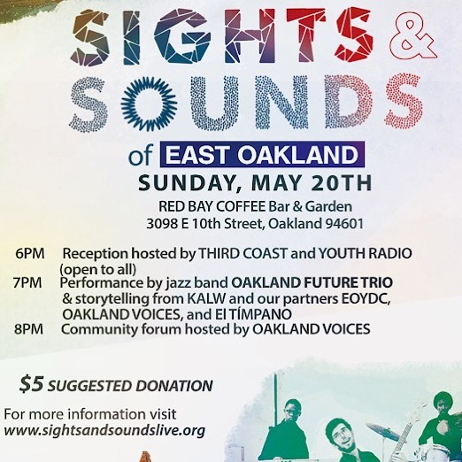 Come thru after the #BBQ #SightsandSounds TONIGHT at 6pm - $5 #Oakland #OFT3