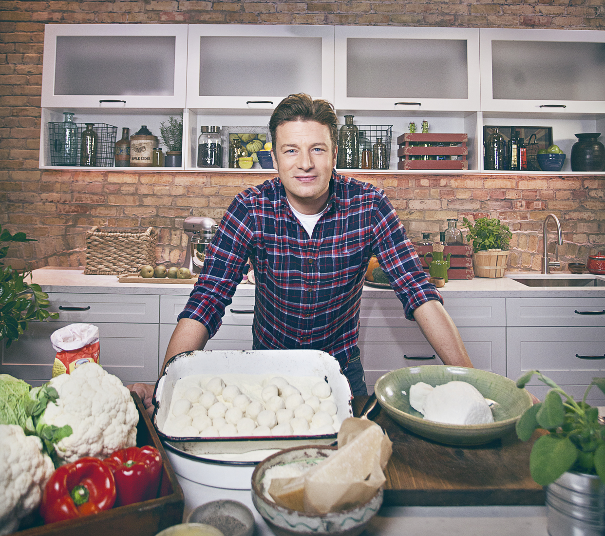 Jamie Oliver for Sobey's