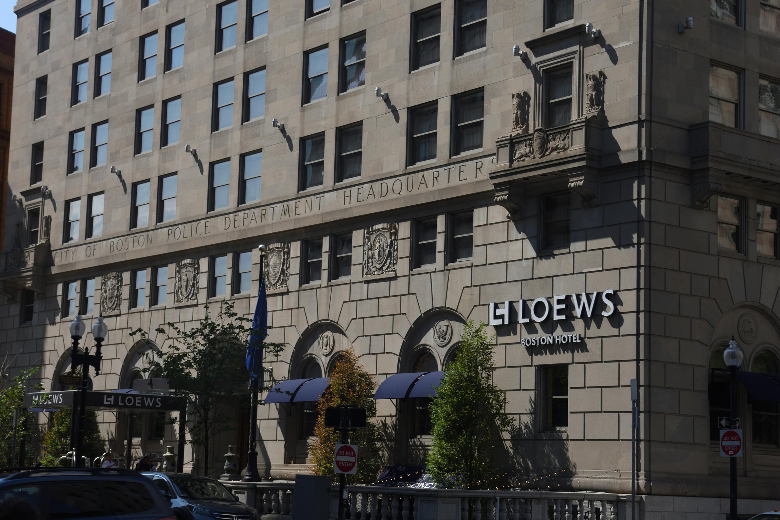 Loews Boston Hotel 2016