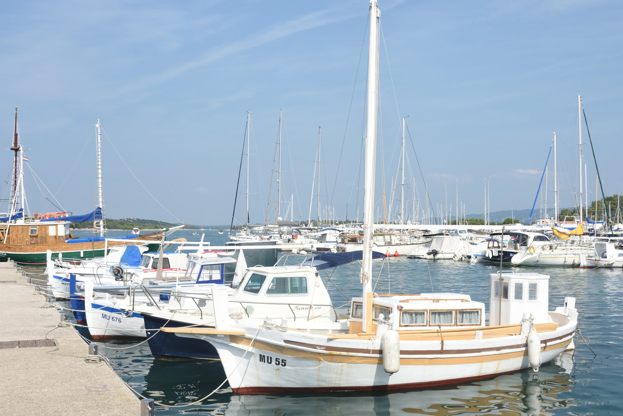 Murter Harbour, Croatia 2016