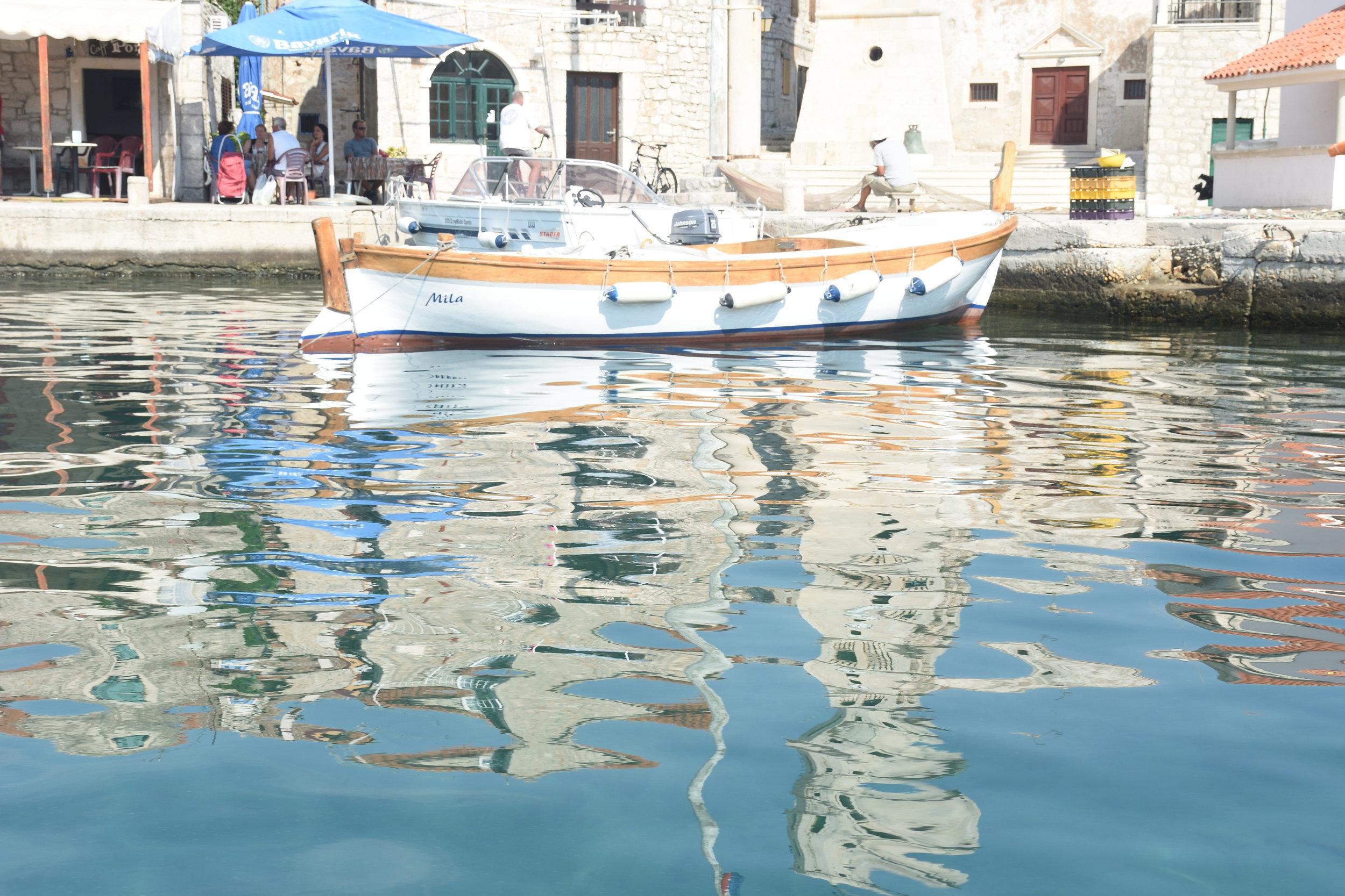 Prvic Sepurine Harbour, Croatia 2016