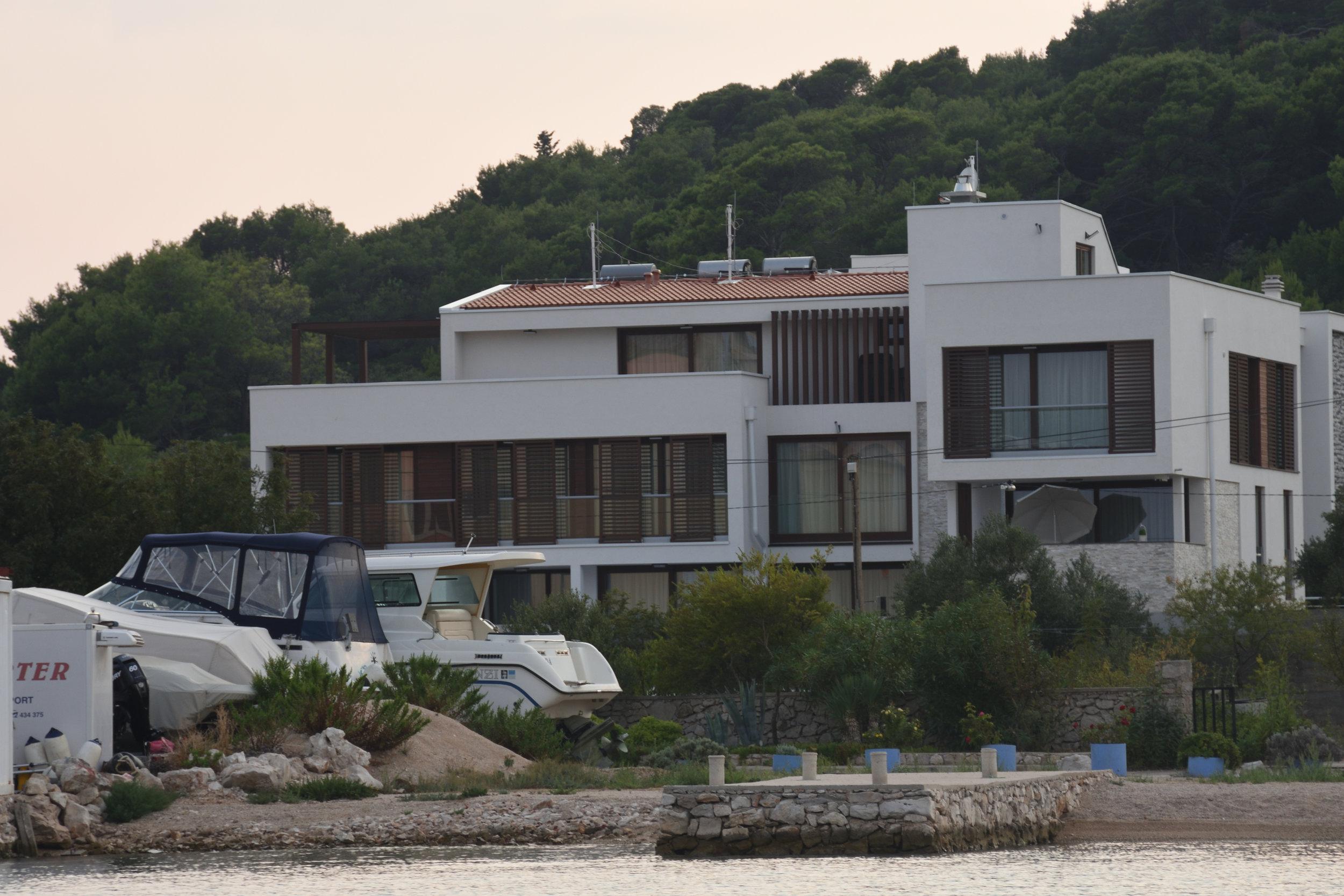 Our house, Murter, Croatia 2016