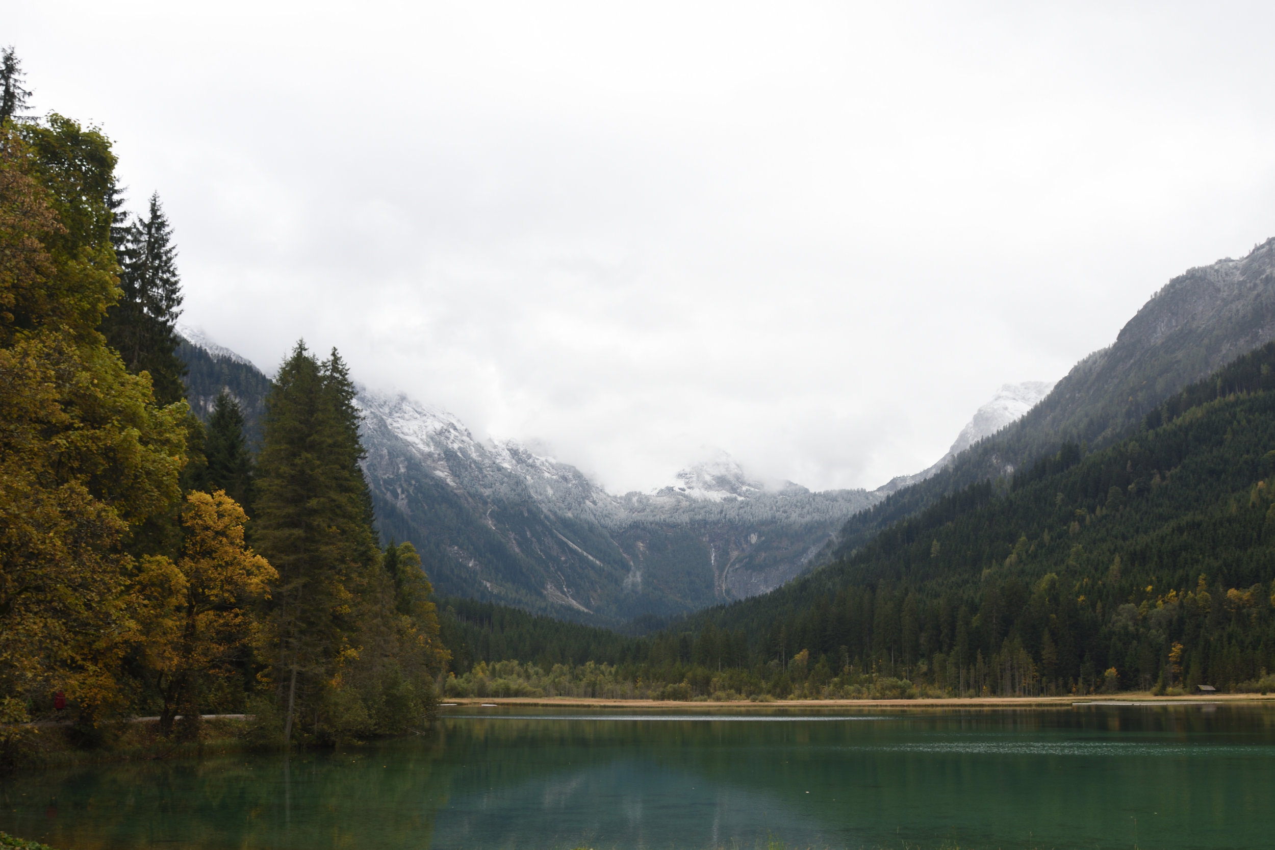 Jägersee, Salzburgerland, Austria 2016