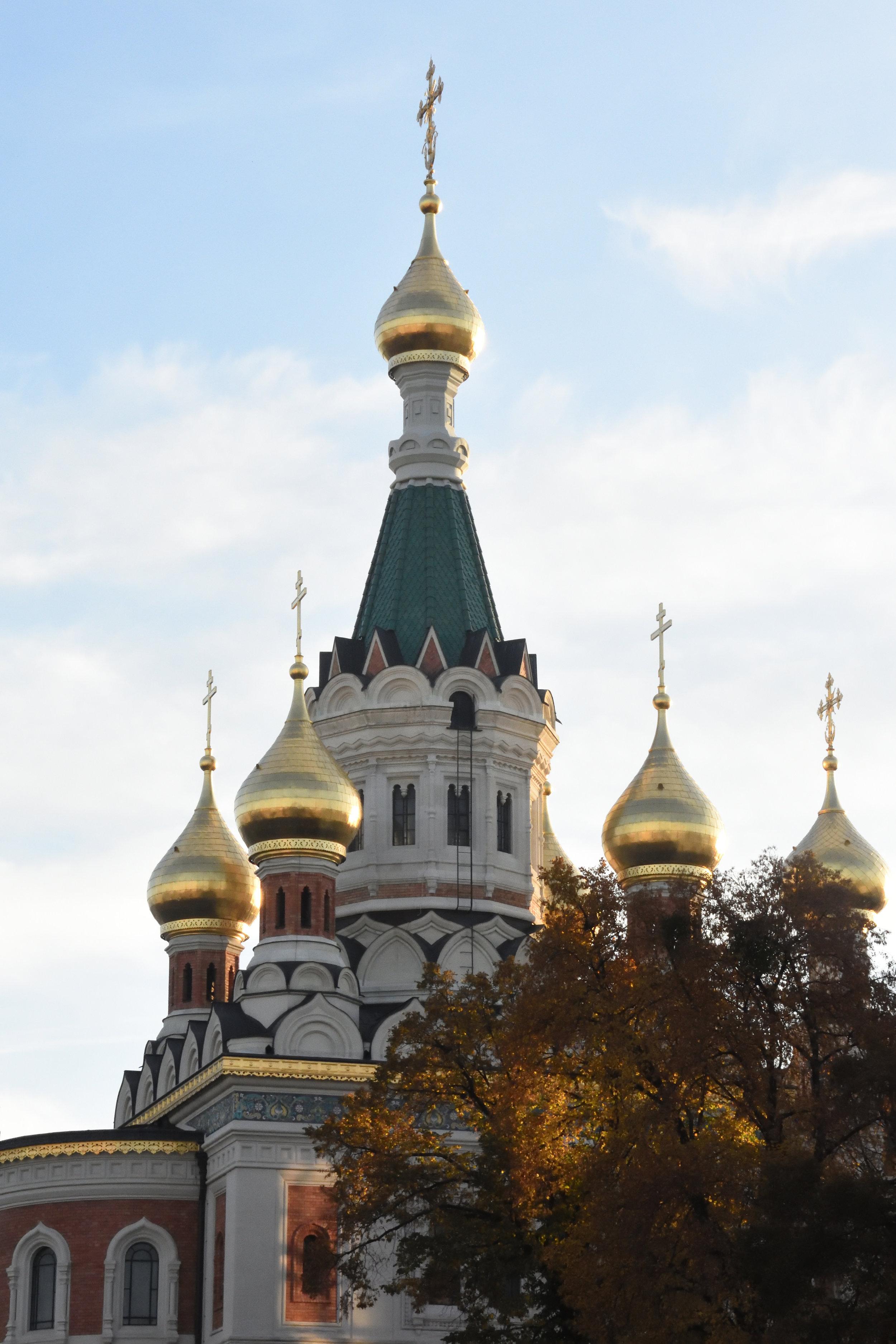 Russisch-orthodoxe Kirchengemeinde, Vienna 2016