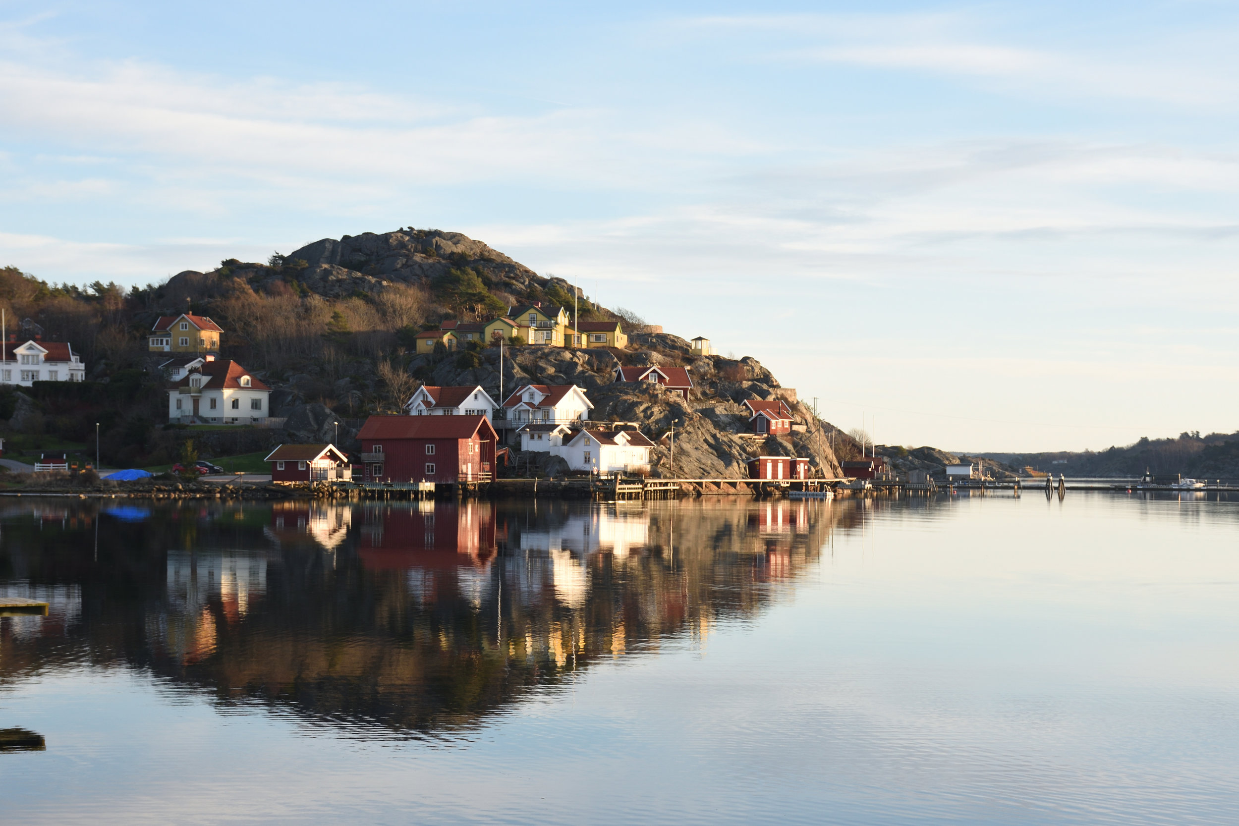 Nö  sund, Orust, Sweden 2016