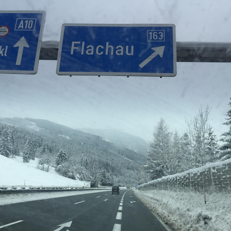 The A10 to Flachau, 2016