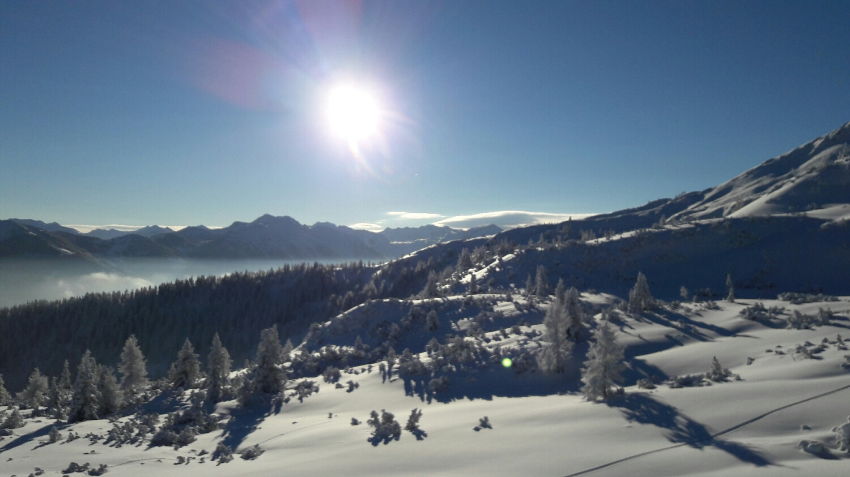 Flachau ski area, 2017