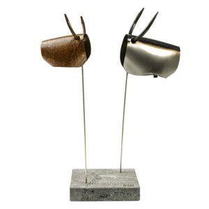1)Artisanal handicraft metal work | Boes (Oxen) by   BAM Design
