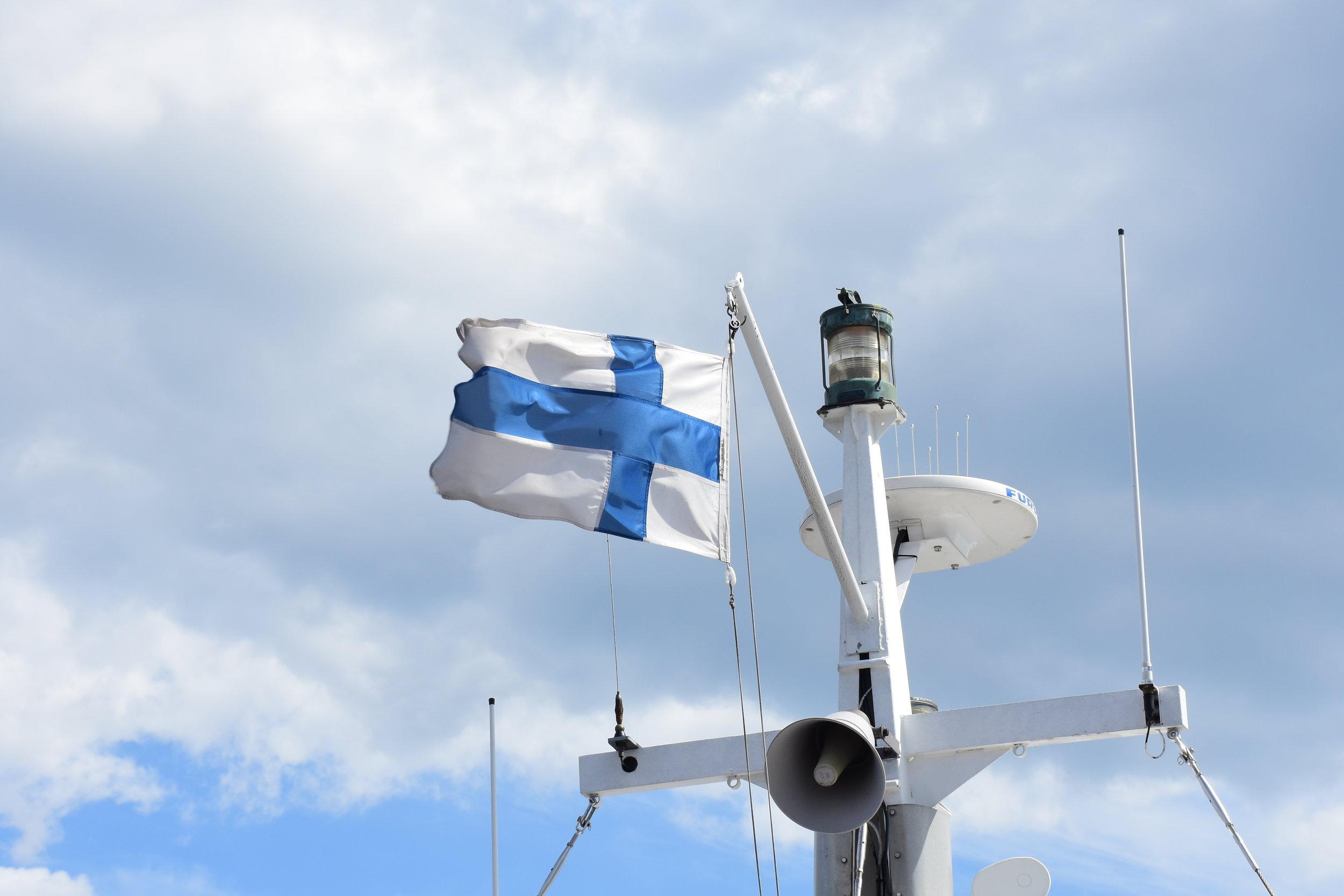 Helsinki May 2016