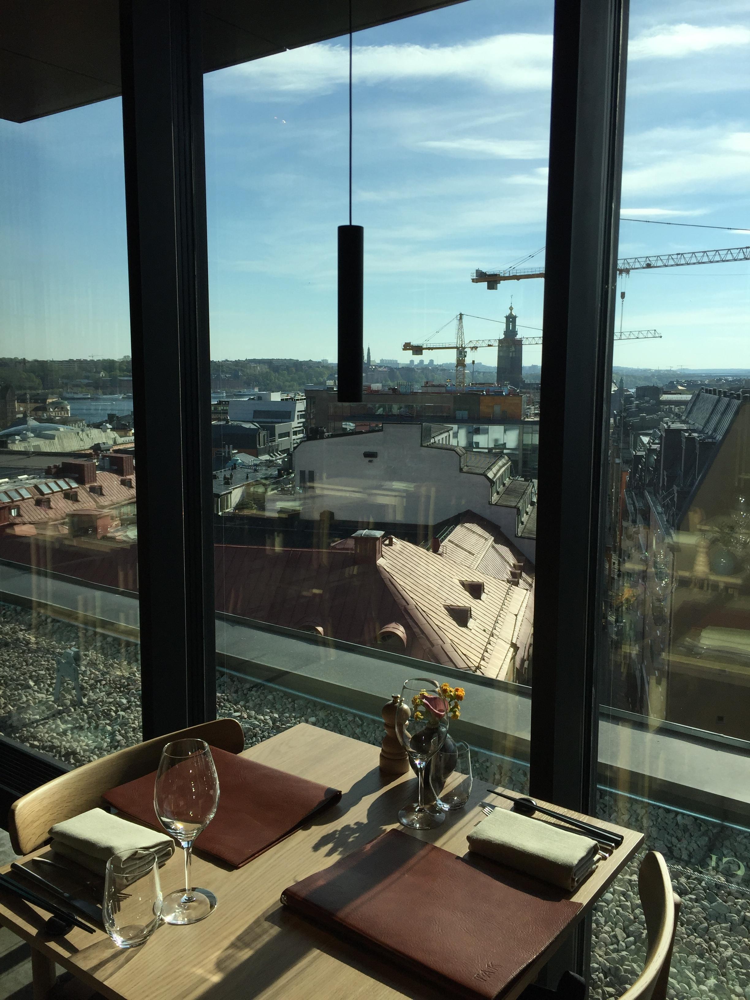 Tak, Stockholm 2017