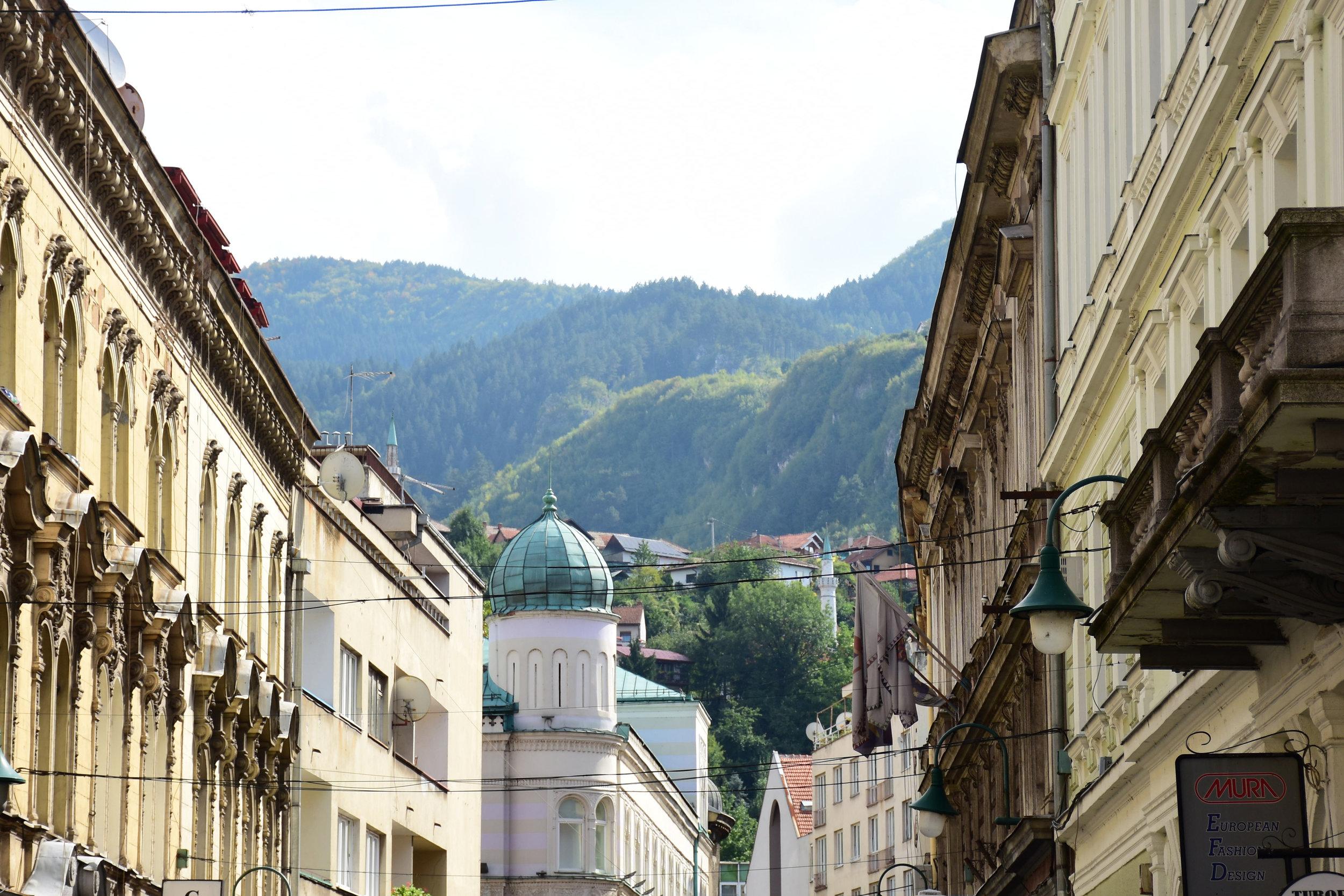 Sarajevo, B-i-H, 2016