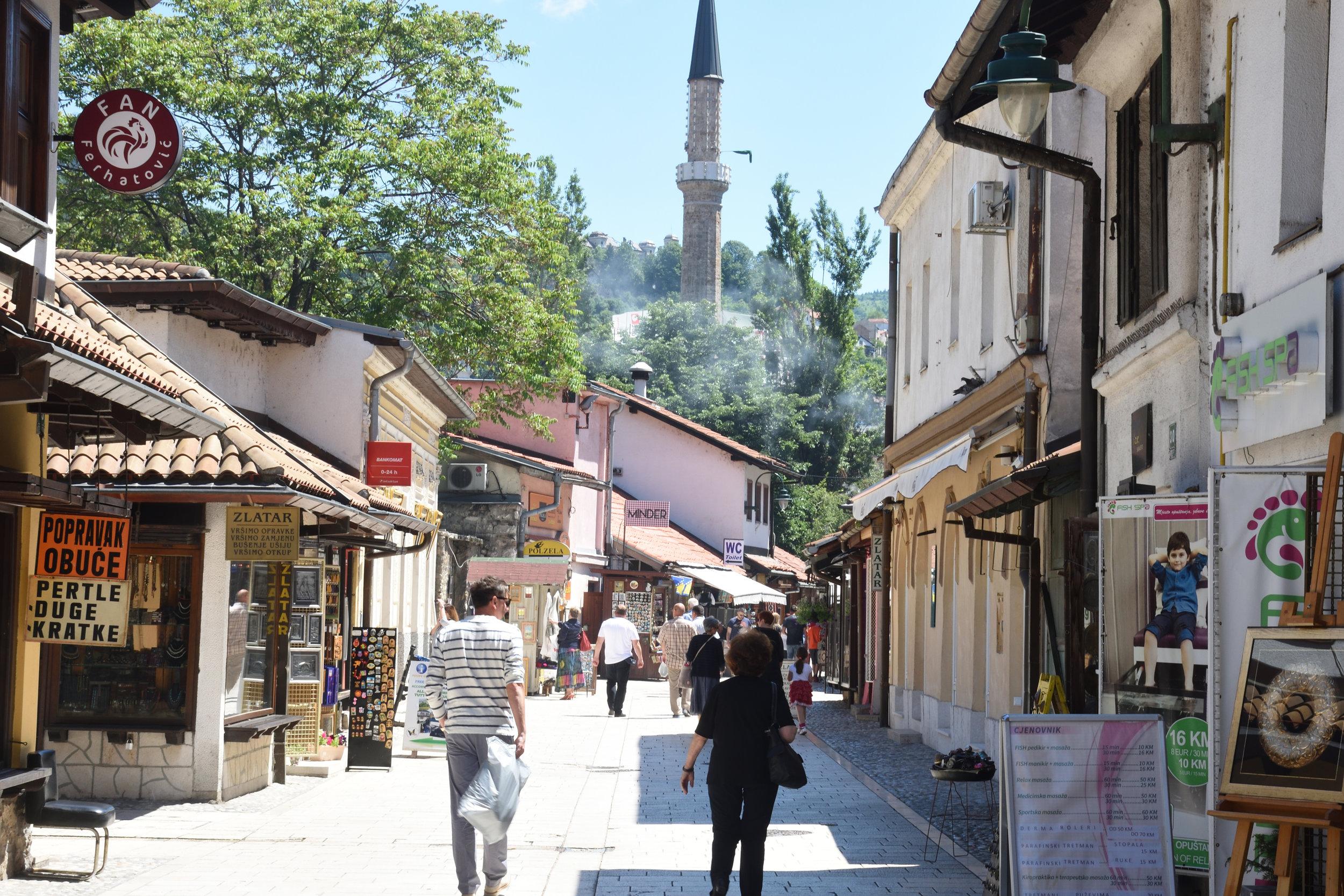 Sarajevo, 2017