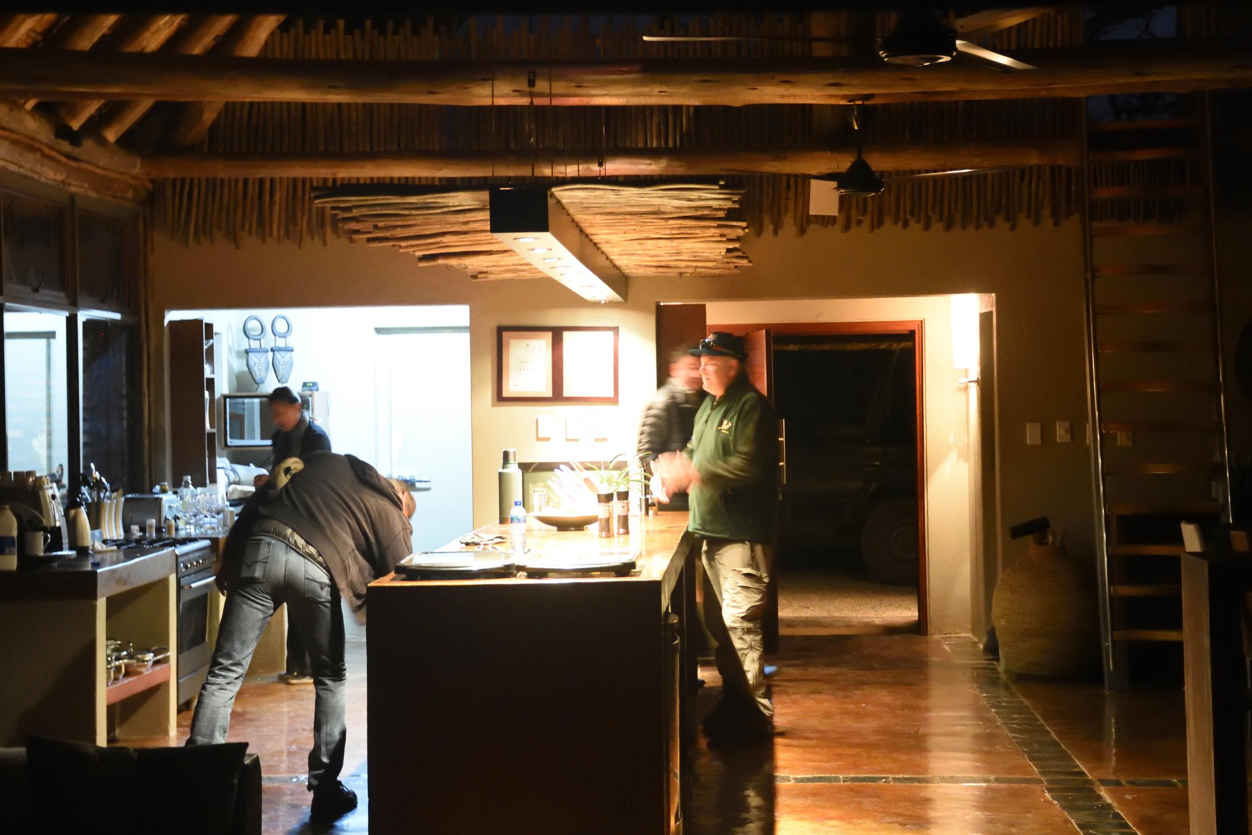 Idwala Game Lodge, Nambiti Game Reserve, September 2017