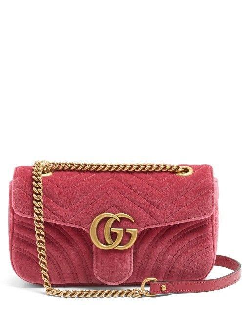 A Gucci bag is on my wishlist!