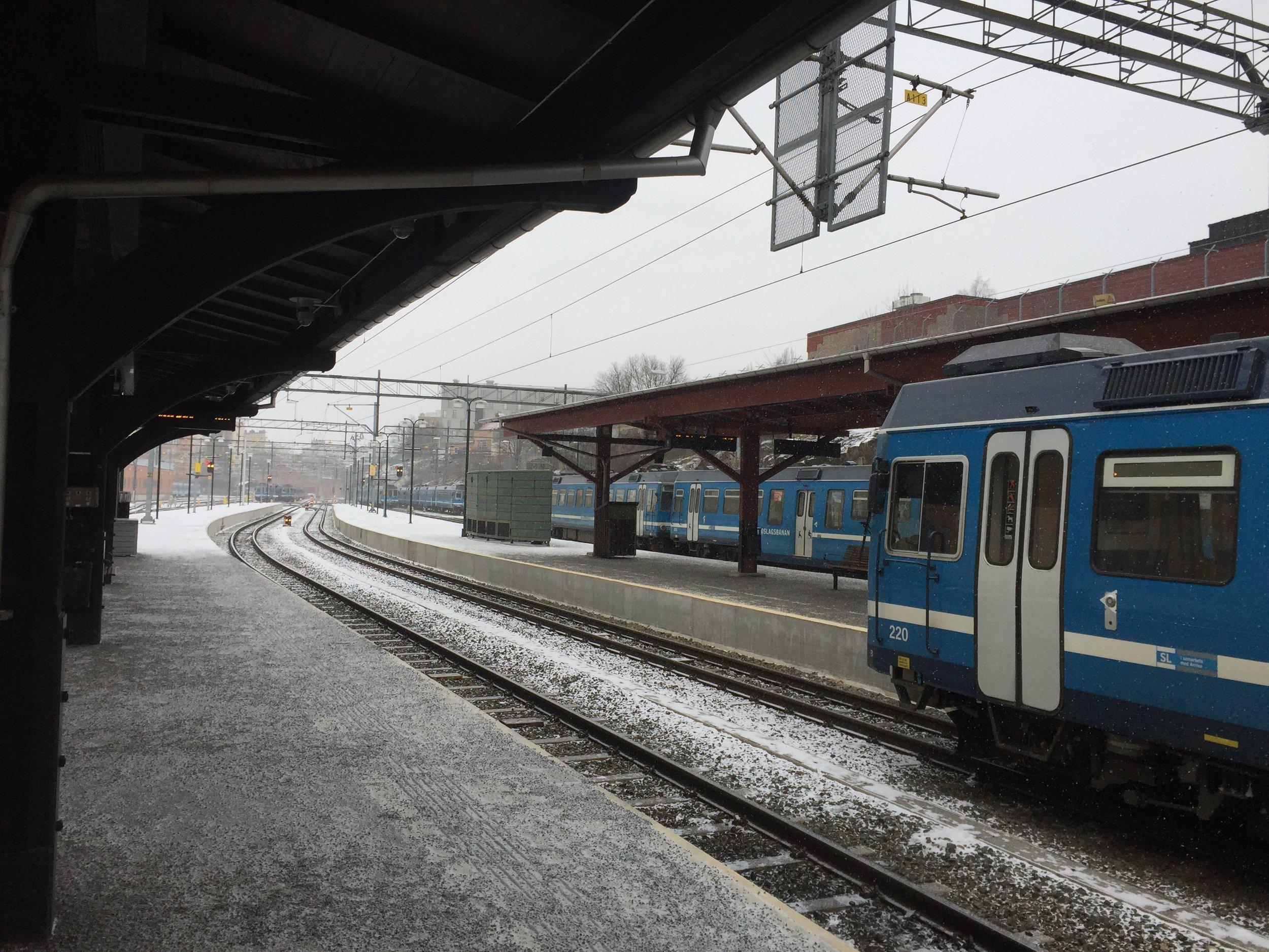 Stockholm, Sweden, February 2018