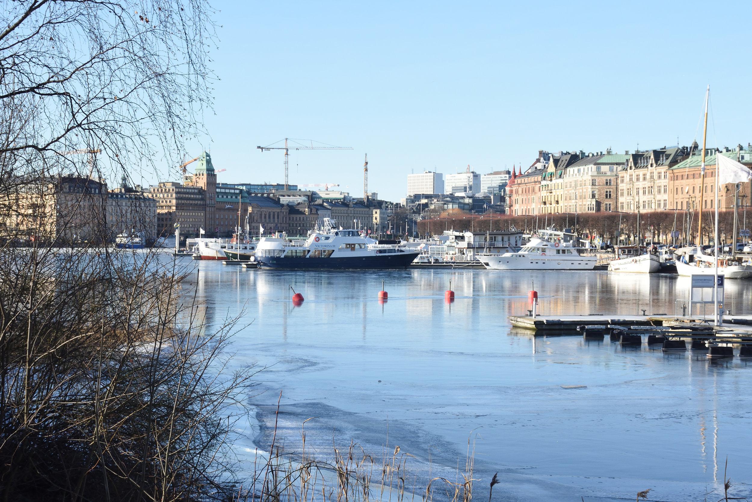 Stockholm, Sweden, February 2017