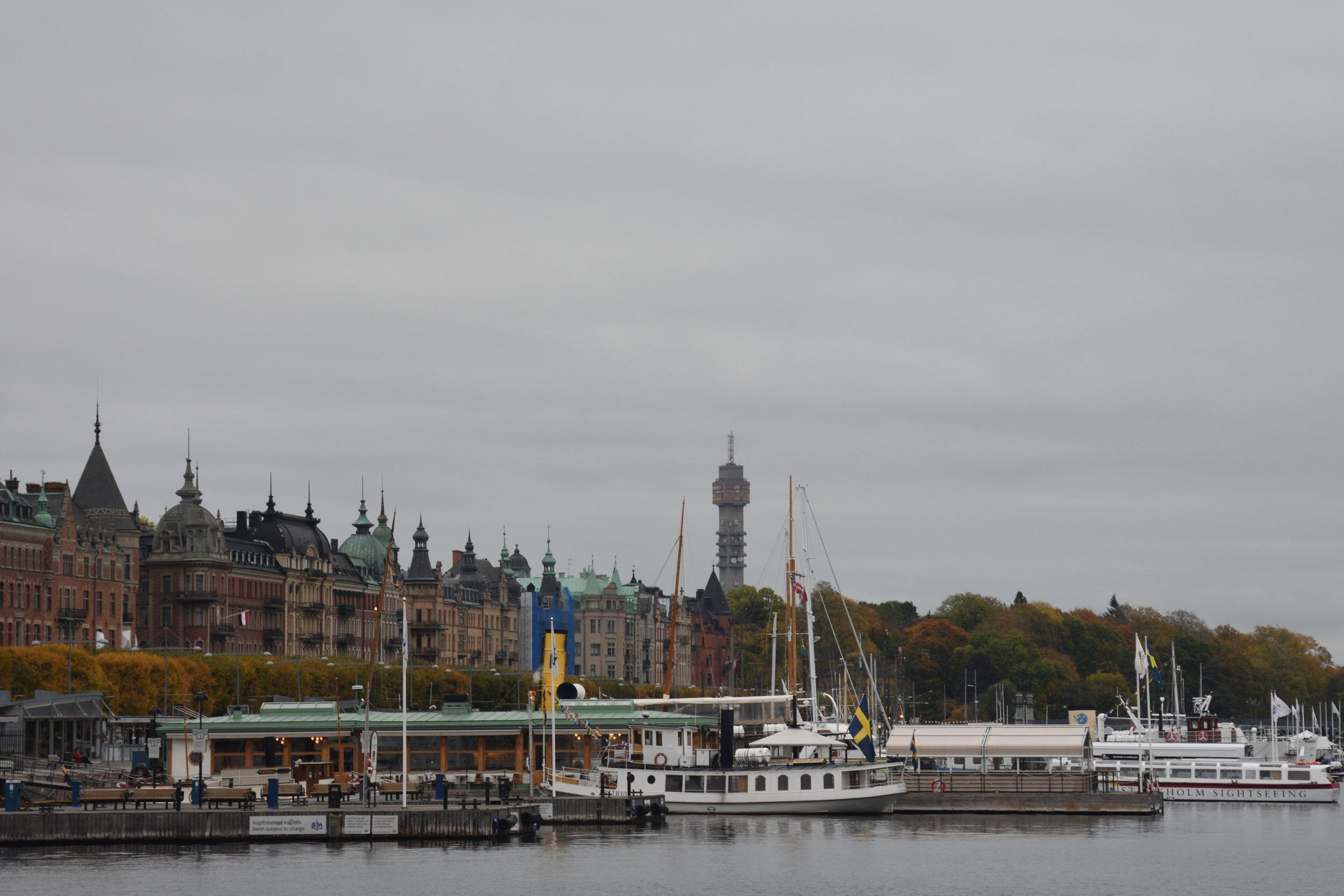 Stockholm, Sweden, September 2017