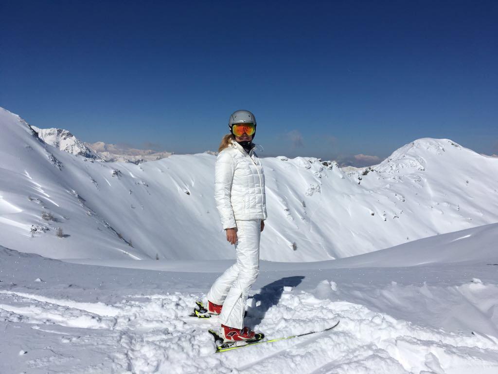 Me skiing Zauchensee, Austria 2017