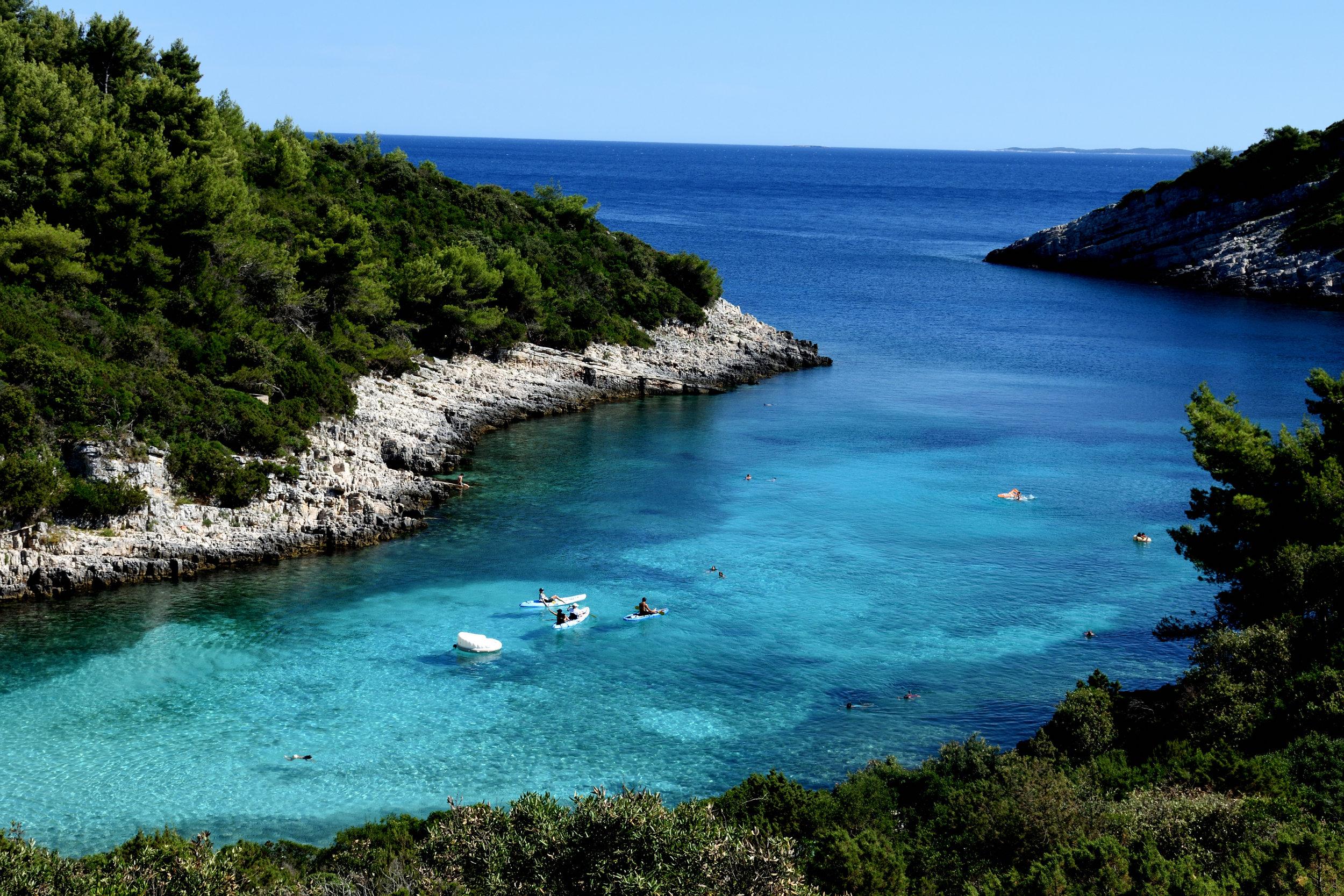 Korcula Island, Croatia, 2018.