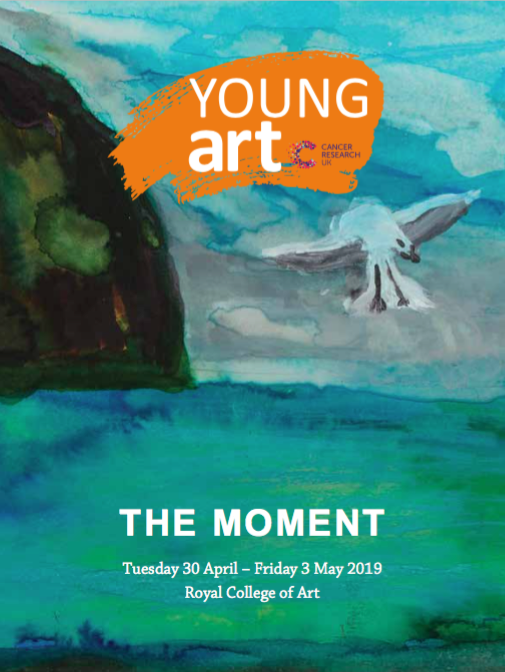 Young art 2019 royal college of art maria howard catalogue