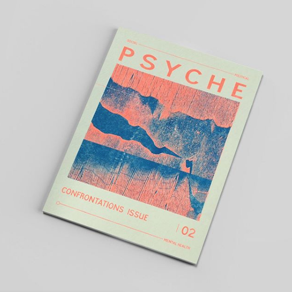 psyche publication maria howard lucy grainge juliette duffy confrontations mental health