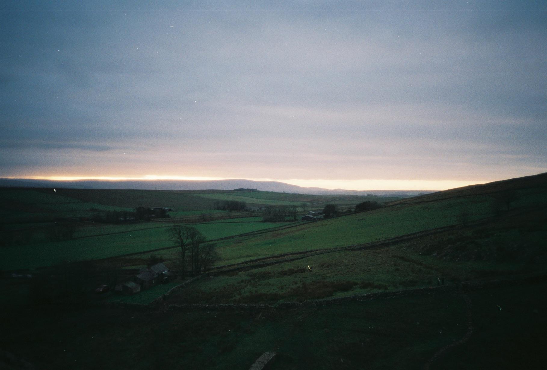 hadrian's wall / yorkshire