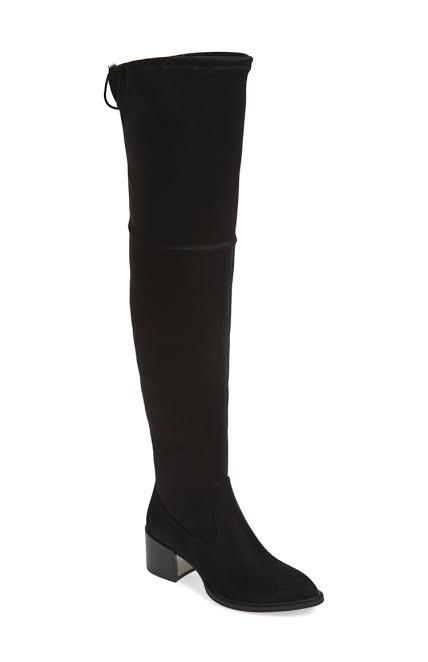 BCBG OTK boots