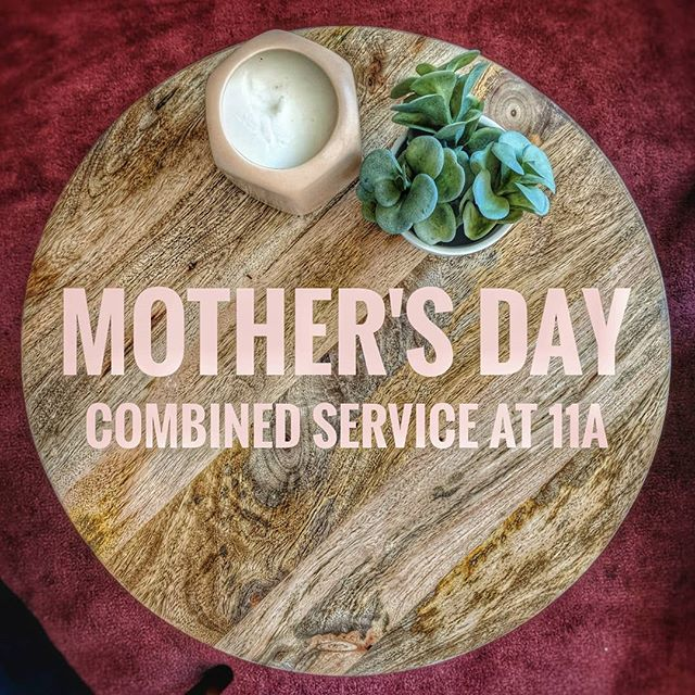 Come and join us as we celebrate Mother's Day tomorrow, May 12, at 11am! . . #eastbayalliance #cmalliance #mothersday #thankyoumom #weloveoakland #sundaysovermondays #jesuslovesoakland #jesuslovesmoms