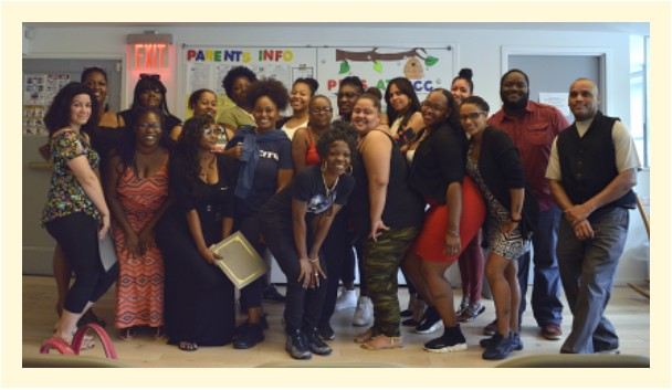 Our first cohort of graduates from the Grow Your Own Workforce Development Program
