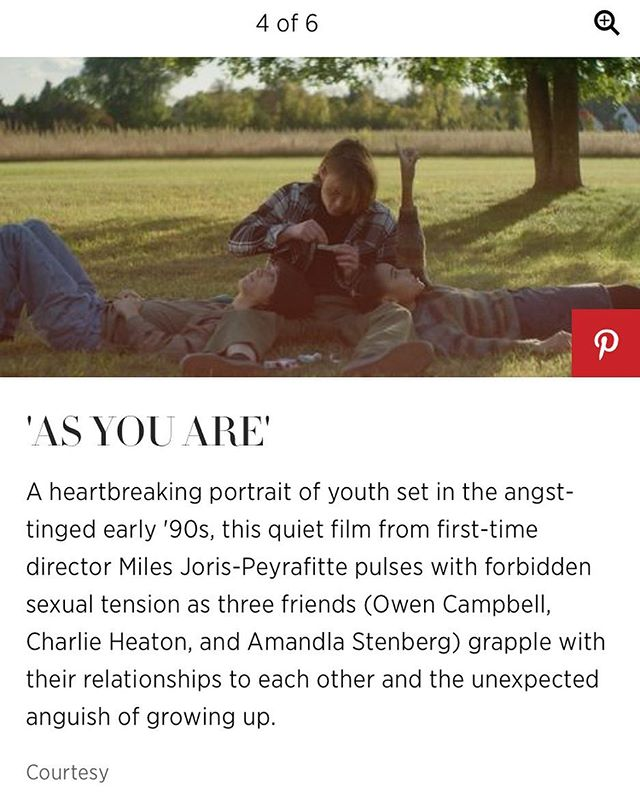 "WOW‼️. Thanks to @juliekosin and @harpersbazaarus for including us in their list ""6 Movies You Must See As Soon As Possible"". Humbled to be a part of such great company. 🙌🙌🙌 @getoutmovie @wonderwomanmovie__2017 @aunitedkingdom @idontfeelathomeinthisworld @kongskullislandmovie"