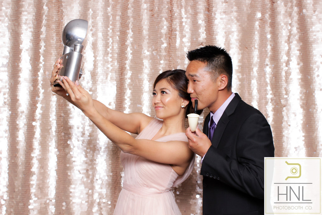 wedding party photo booth photography in waialua haleiwa north shore honolulu hawaii parties party planning