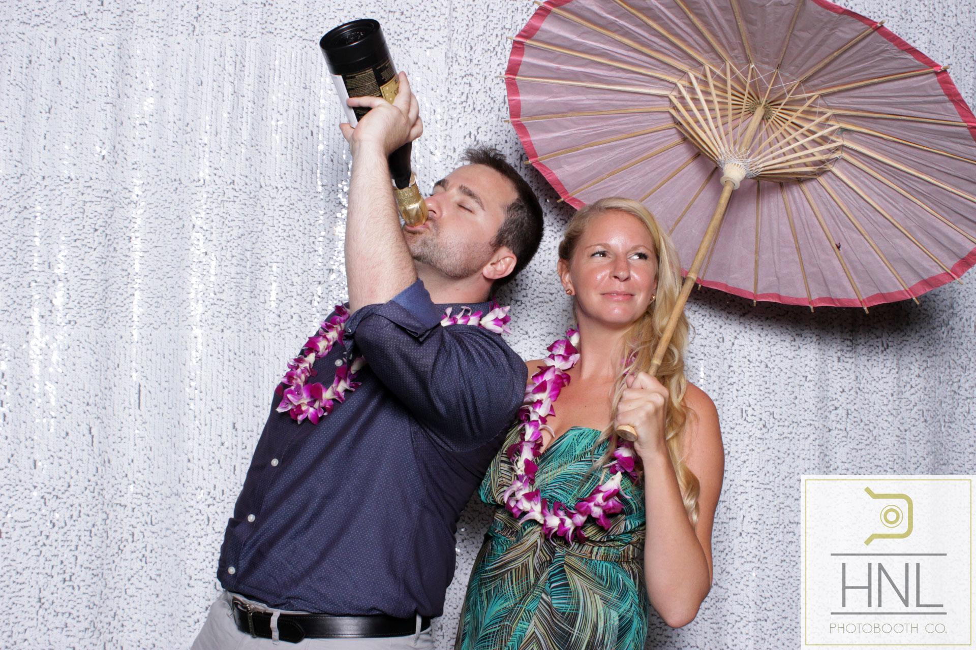 Miki and Dan wedding photo booth Lanikohonua Kapolei Oahu Hawaii  (30).jpg