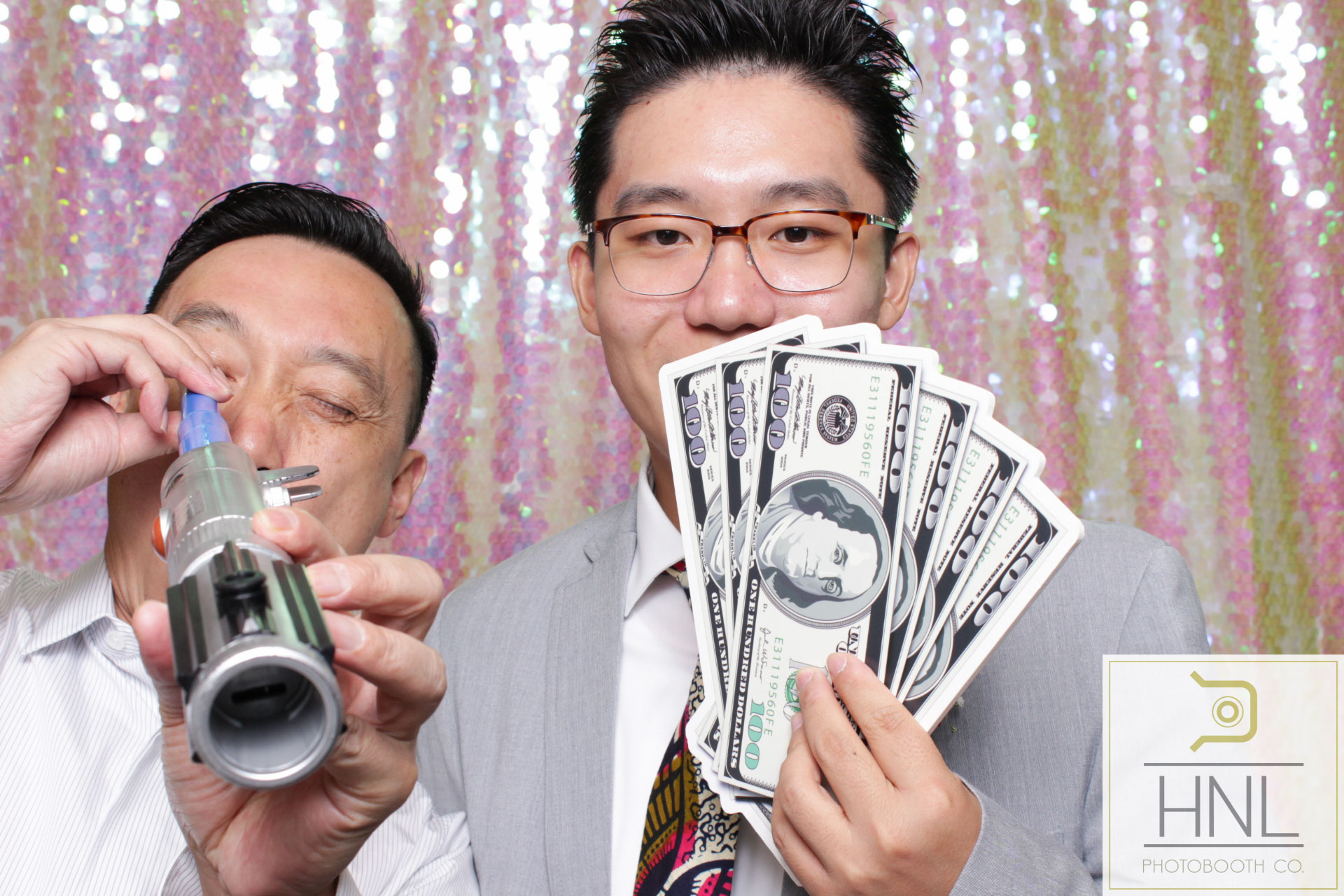 Yemi and Yang Wedding Photo booth Hiltion Hawaiian Village Resort Waikiki Oahu Hawaii -11.jpg