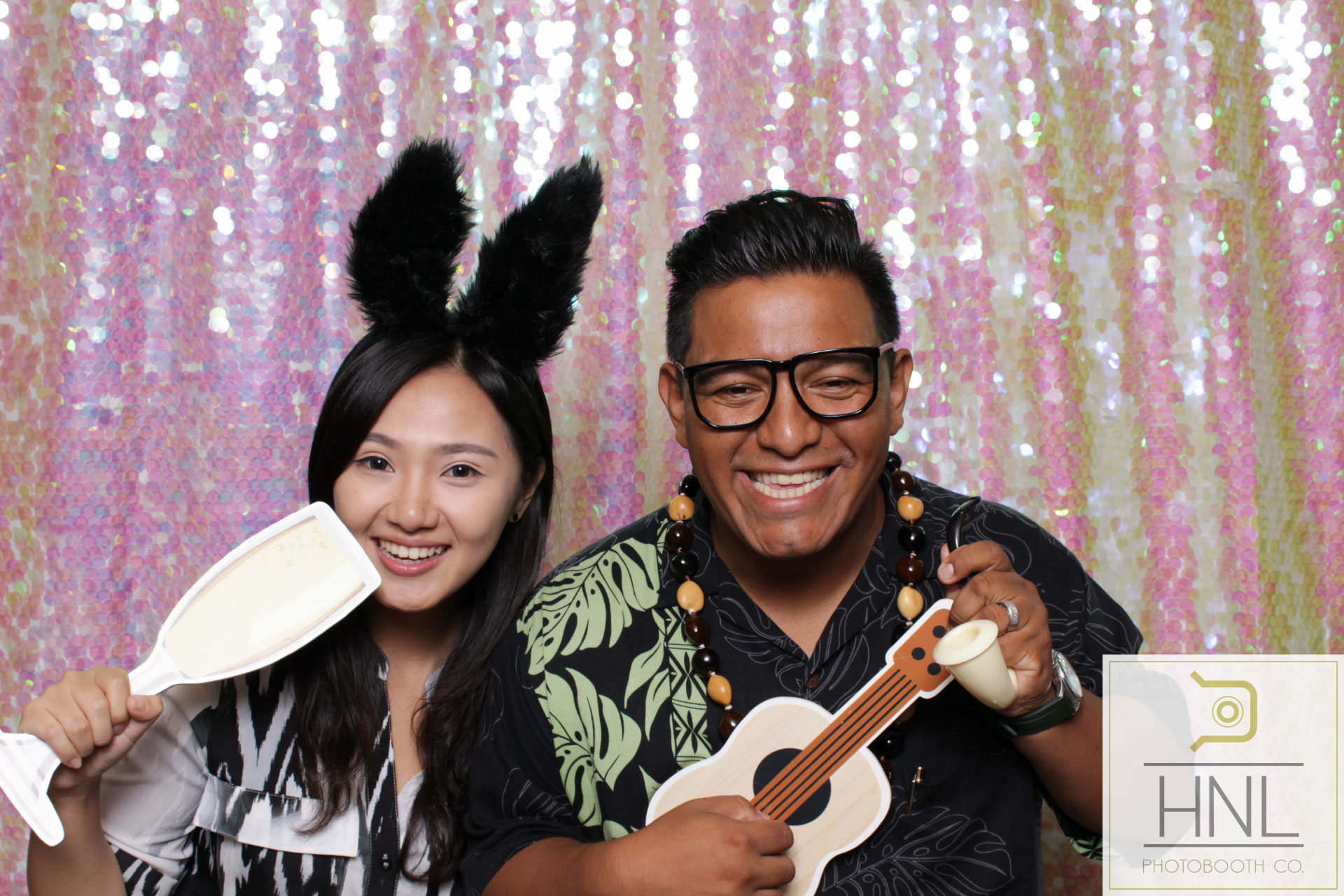 Yemi and Yang Wedding Photo booth Hiltion Hawaiian Village Resort Waikiki Oahu Hawaii -203.jpg