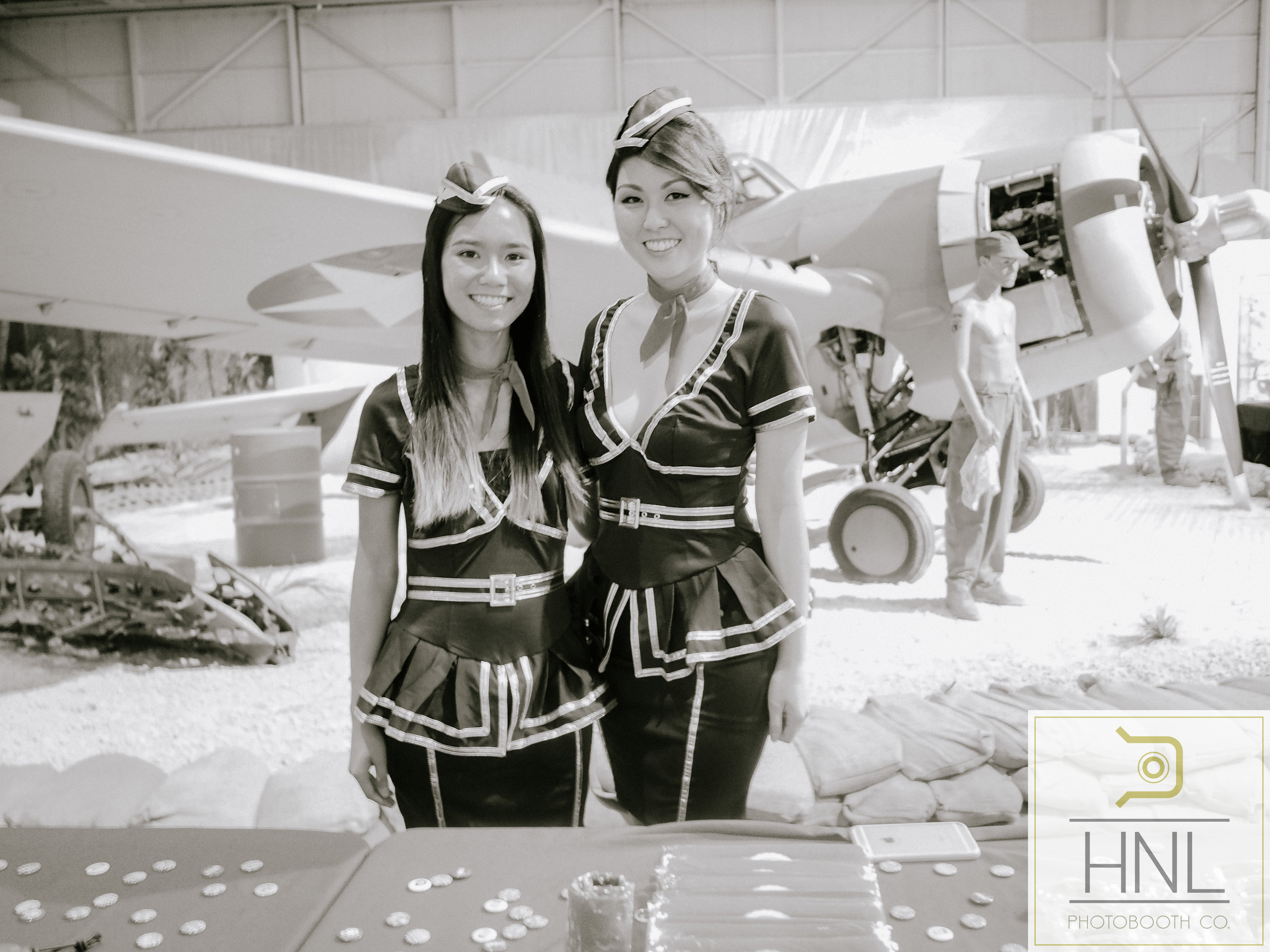 Yelp Event party rental photo booth flight club at the pacific aviation museum at pearl harbor honolulu hawaii (11).jpg