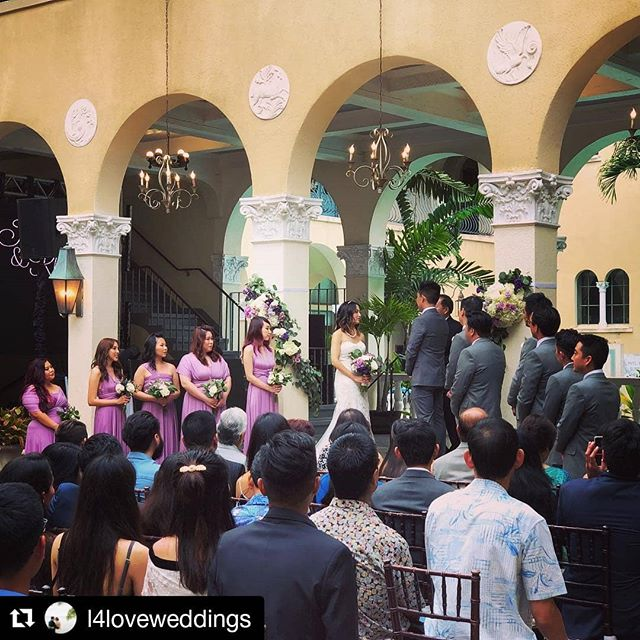 A beautiful repost @l4loveweddings  Congratulations to the new Mr & Mrs. Muraoka!!! Stay turned for more amazingness! So far so great and so thankful for a great team to work with as we are back in action... #marrymejee #muraokademayo #l4loveweddings #l4lovecouple