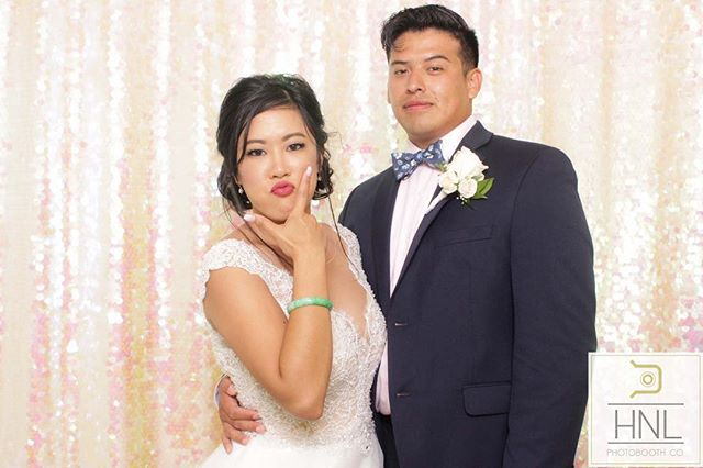 """A successful marriage requires falling in love many times, always with the same person.""⠀ ⠀ Congratulations Kathy and Arturo! We loved being part of your wedding and we hope for the best in your marriage!⠀ ⠀ Backdrop: HNL Luxe Sequins in Cherry Blossom⠀ Venue: @turtlebayresort⠀ DJ: @thedjhawaii ⠀ Hair & Makeup: @whikd_weddings ⠀ ⠀ ⠀ #HILife #HNLPhotoboothco #HNL #ModernPhotobooths #Hawaiiphotobooth #Oahuphotobooth #hawaiiwedding #oahuwedding #oahuweddingplanner #partyphotography"