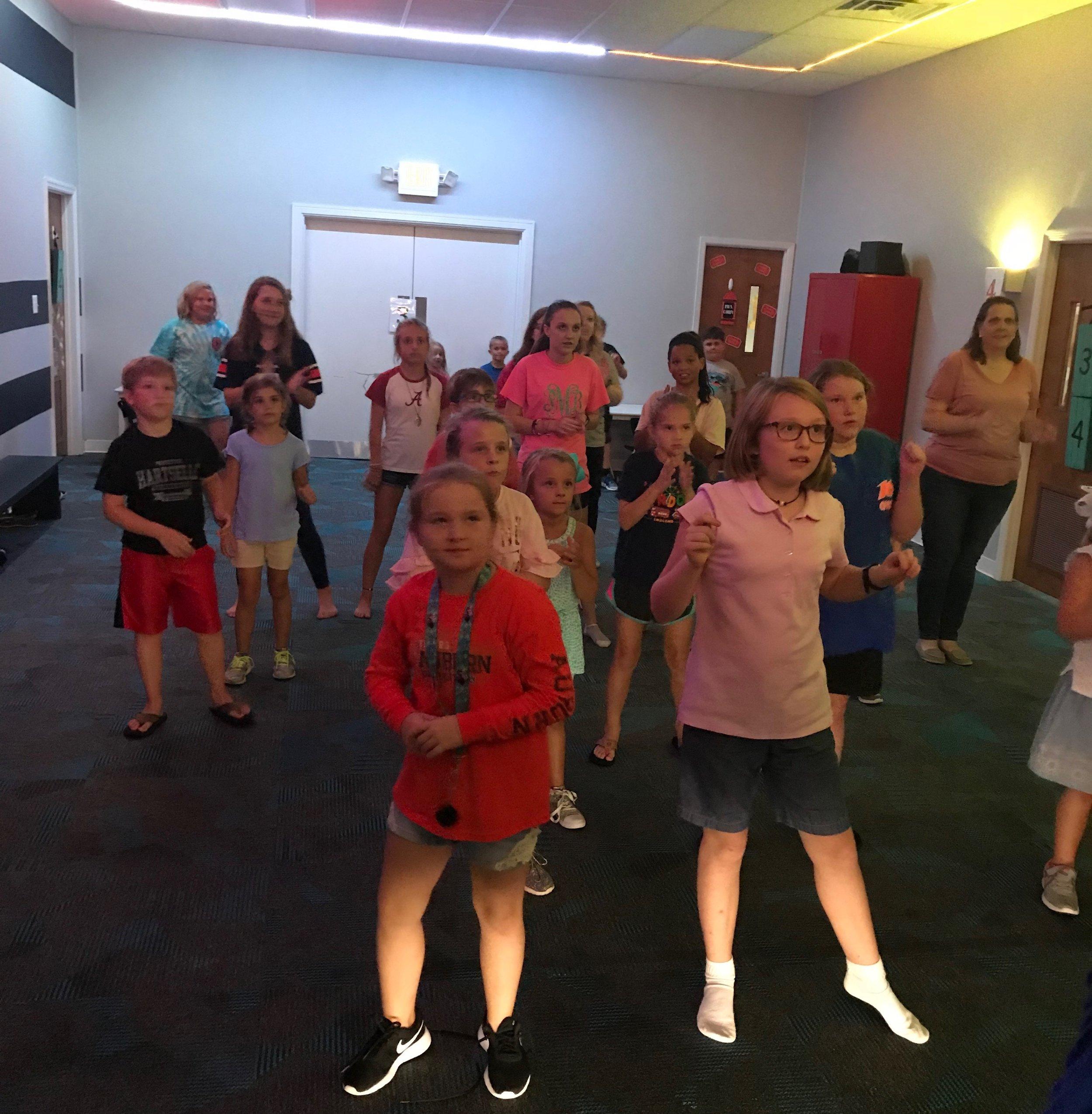 Kids - 6:00 PM, Children's Suite