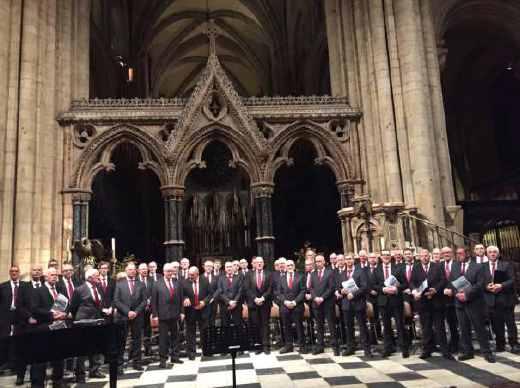Dutch Christian Male Choir