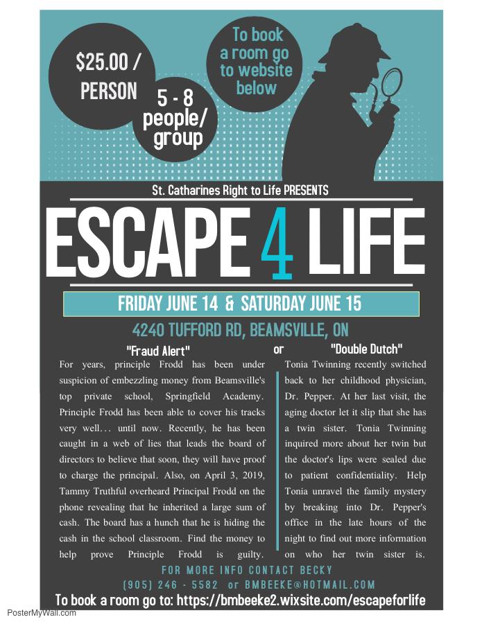 Escape 4 life.jpg