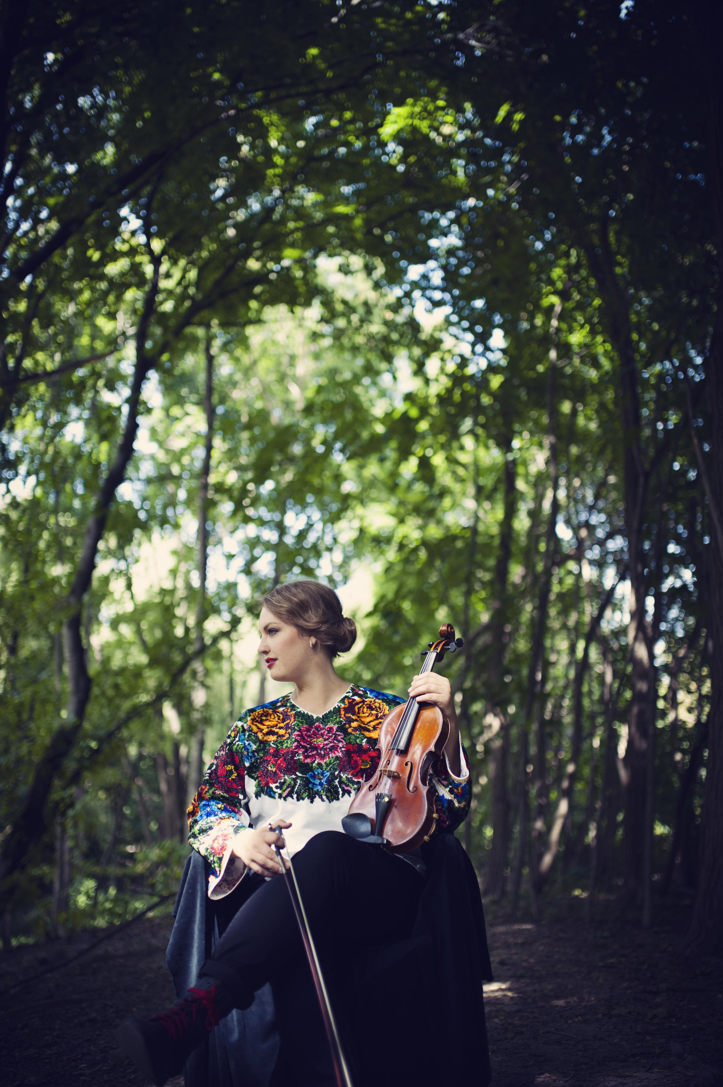 Carissa Ukrainian 1