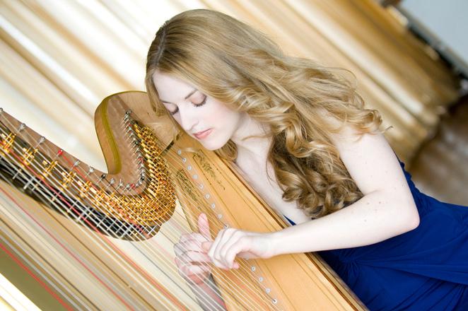 Meditations on Light - Michello Gott, harp