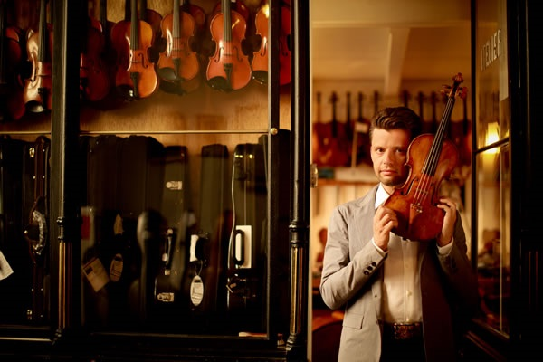 The Seasons with Julian Rachlin and the Chamberfest Chamber Orchestra