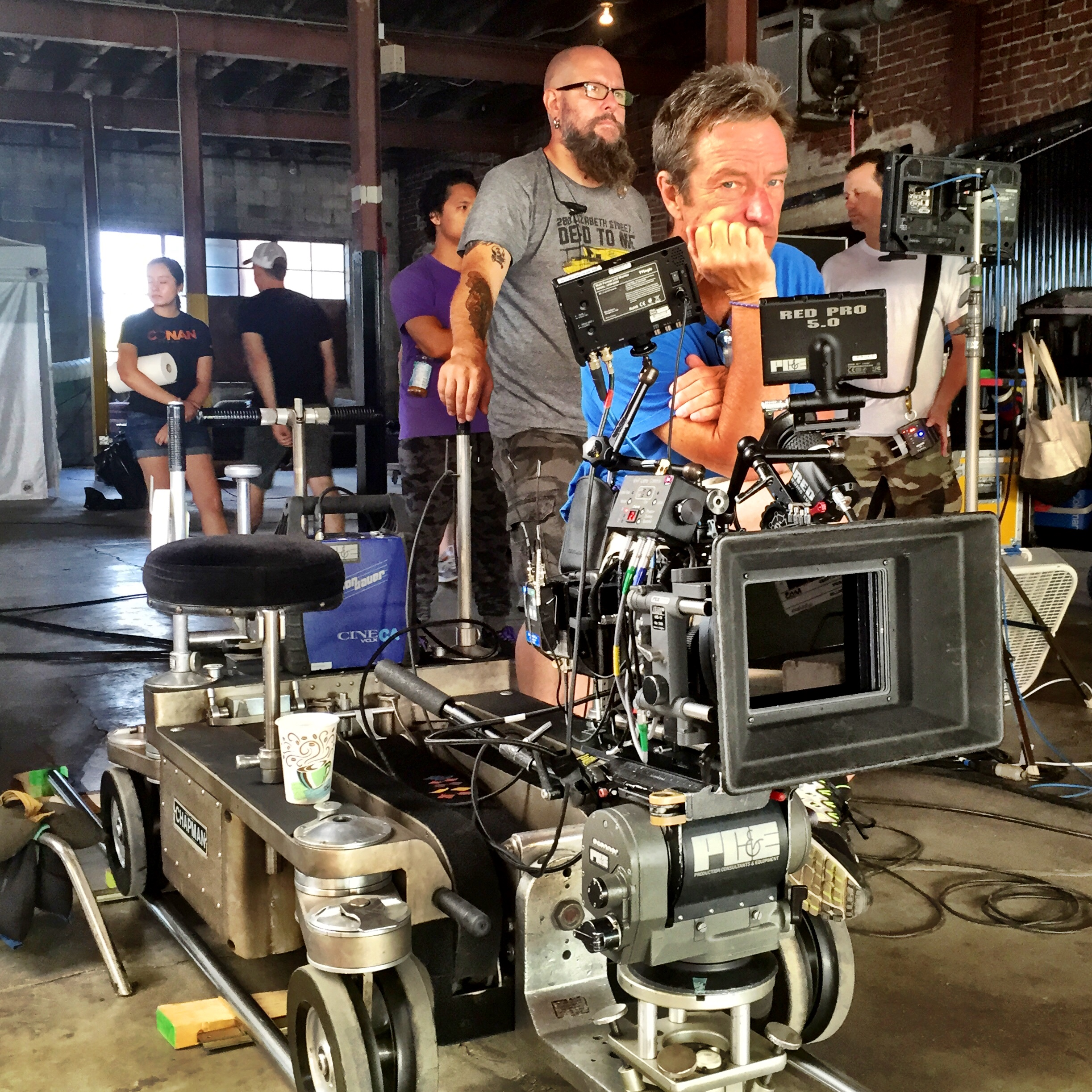 PHIL DILLON : DP    project: AIR HEADS
